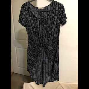 Liberty Love tunic - tied in front Size S